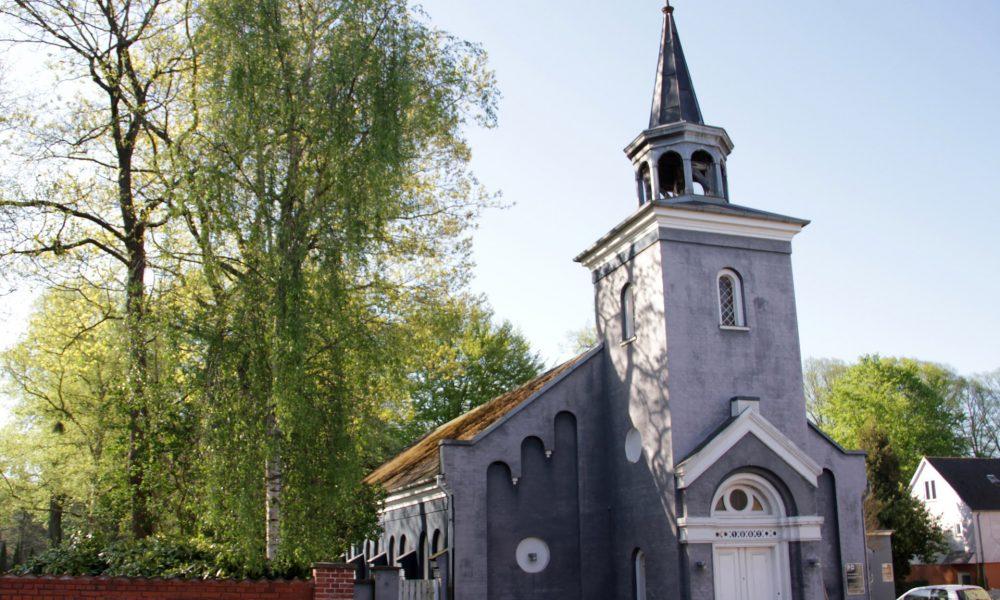Den Blå Kirke Selskabslokaler